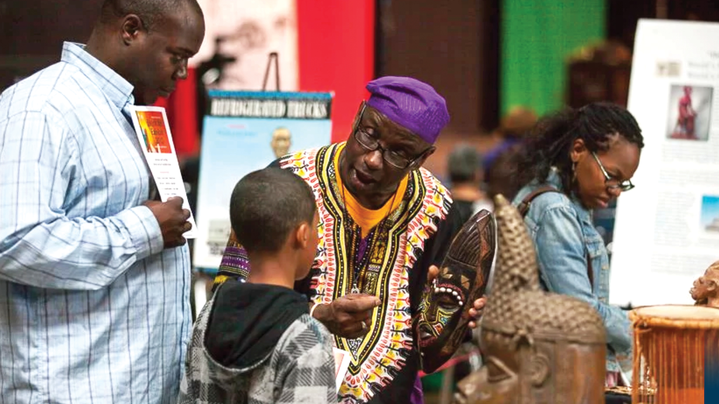 The Unspoken Truths: Juneteenth at the Museum of History and Industry