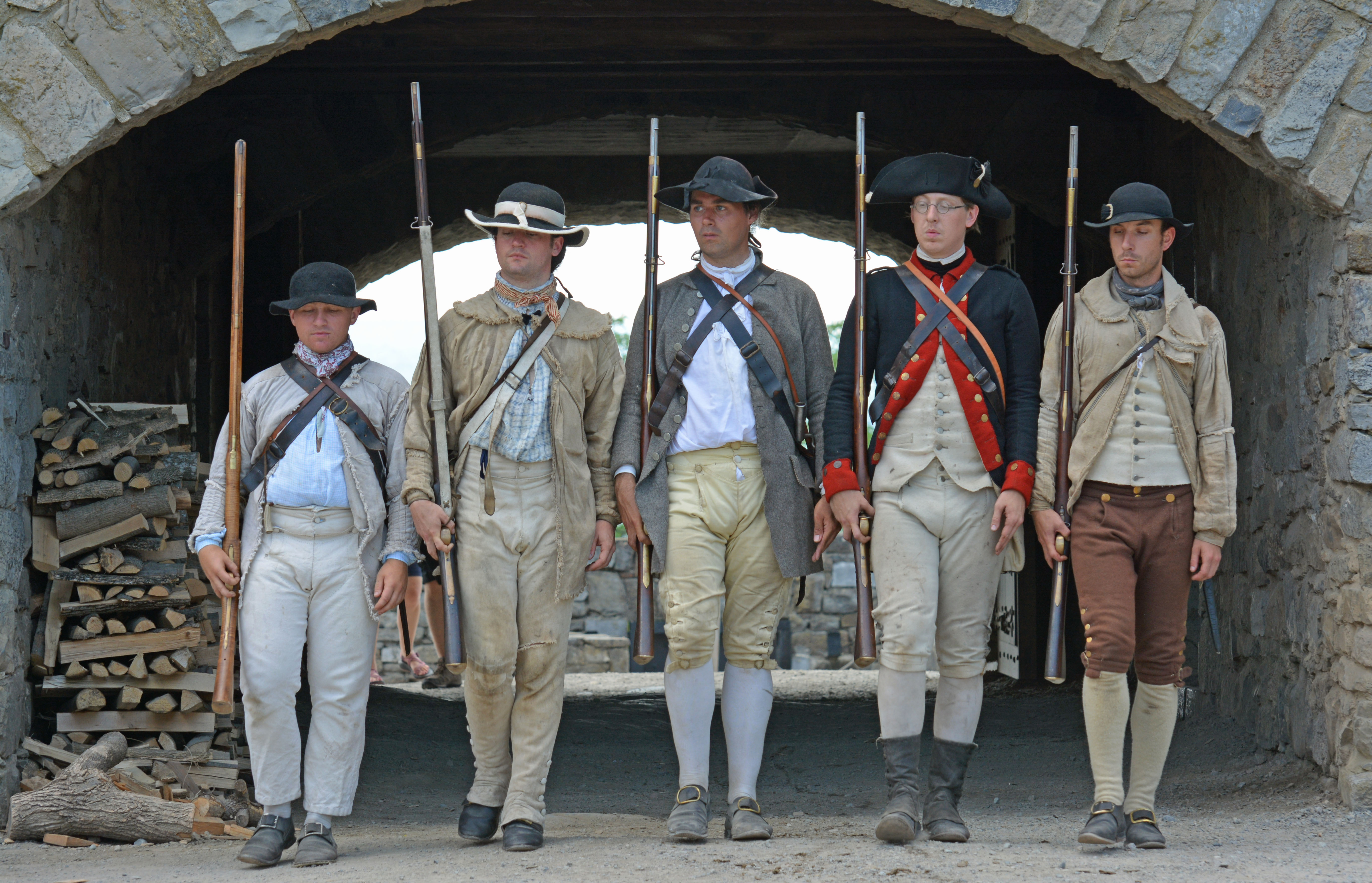 Fort Ticonderoga 3-Day Independence Day Weekend