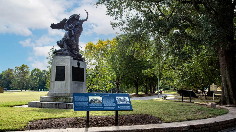 Use this Confederate Monument Interpretation Guide