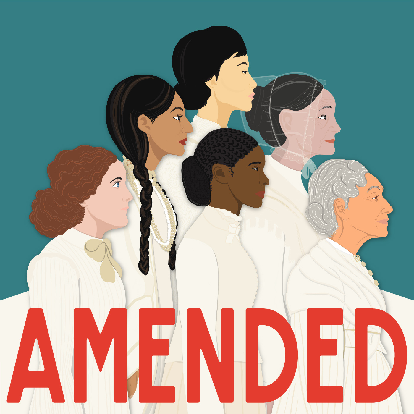 Listen to Amended Podcast