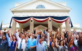 Attend July 4th Naturalization Ceremony