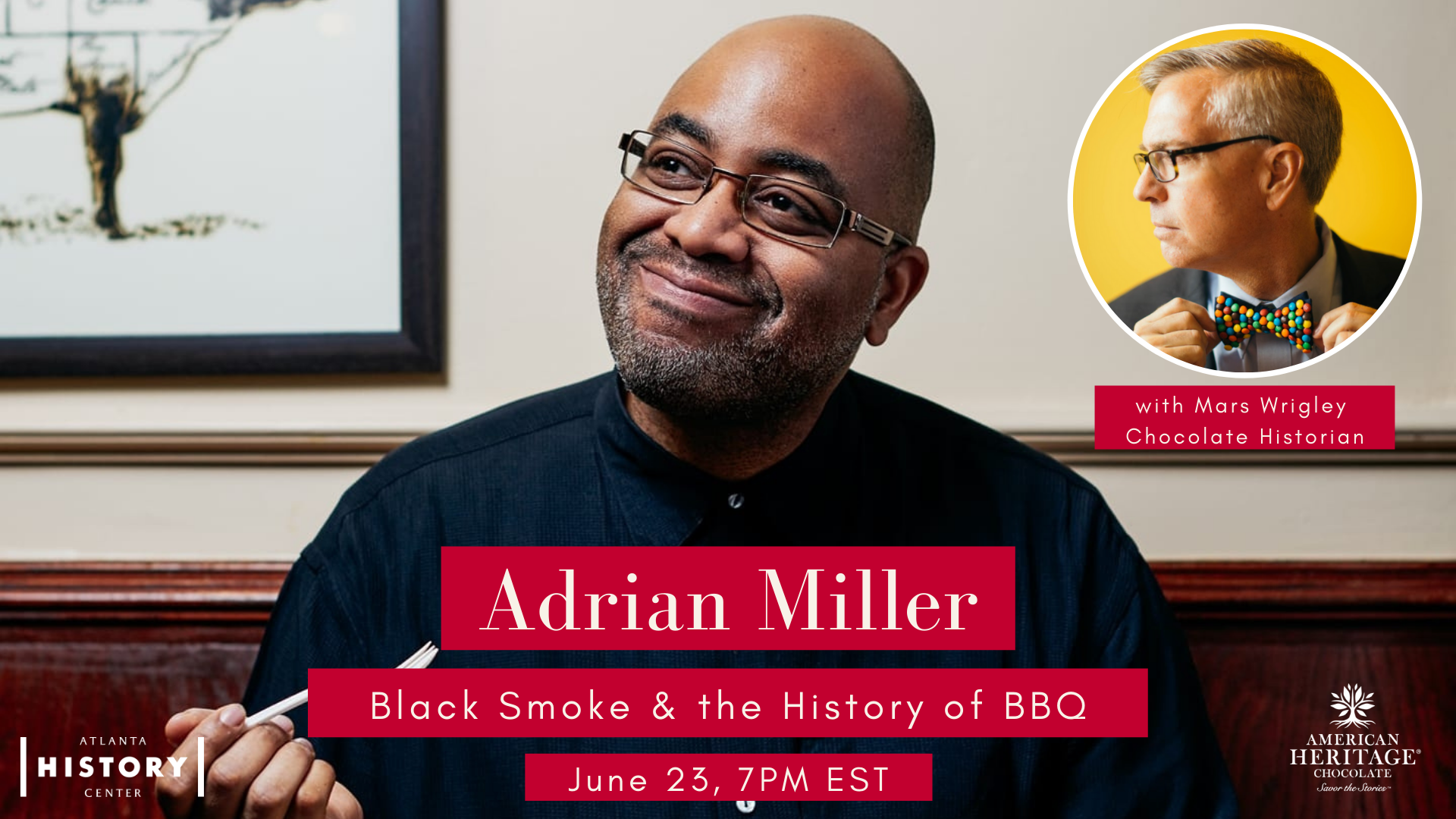 Black Smoke and the History of Barbecue with Adrian Miller