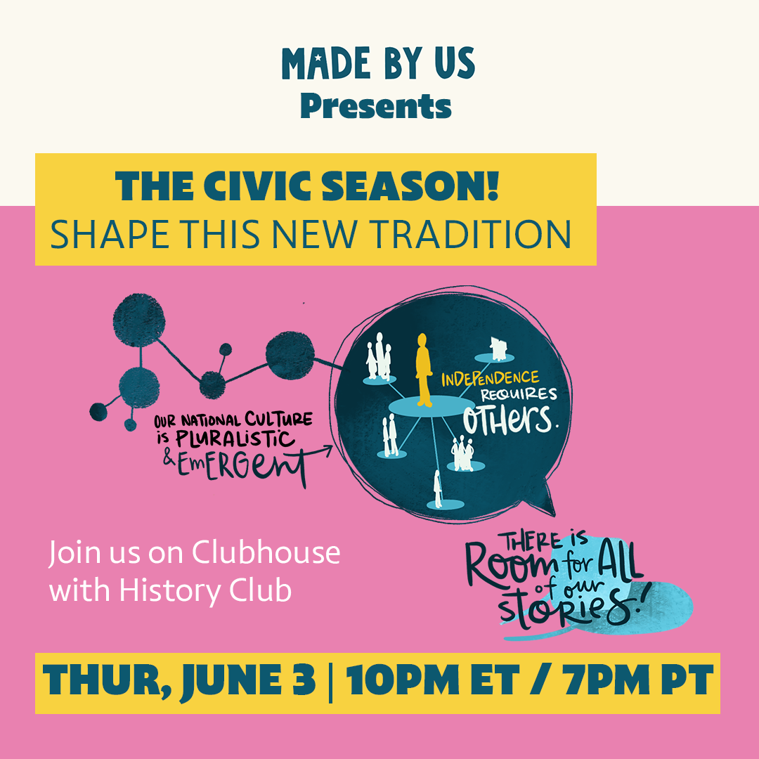 Announcing Civic Season! A New National History Project