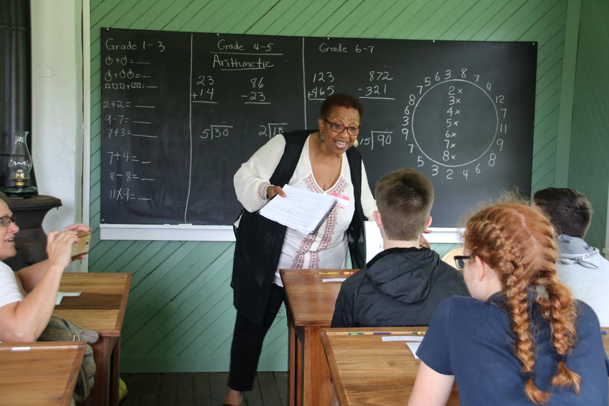 Drayden African American Schoolhouse Open House