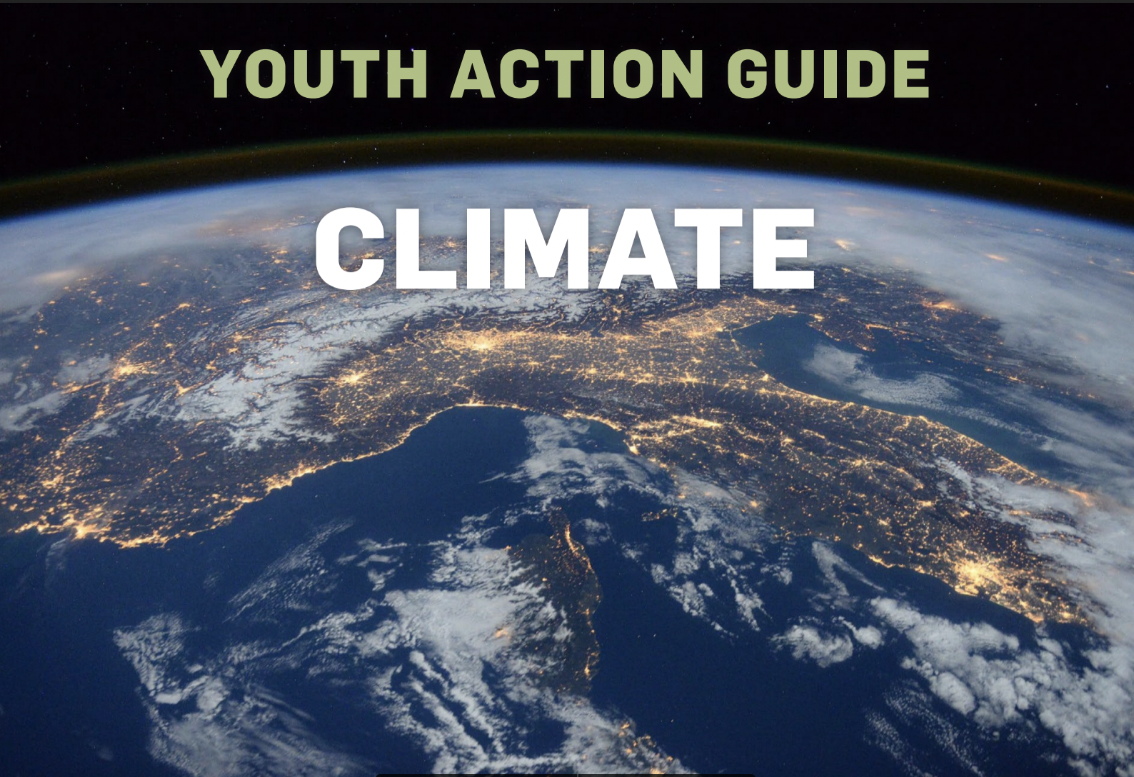 Youth Action Guide: Climate