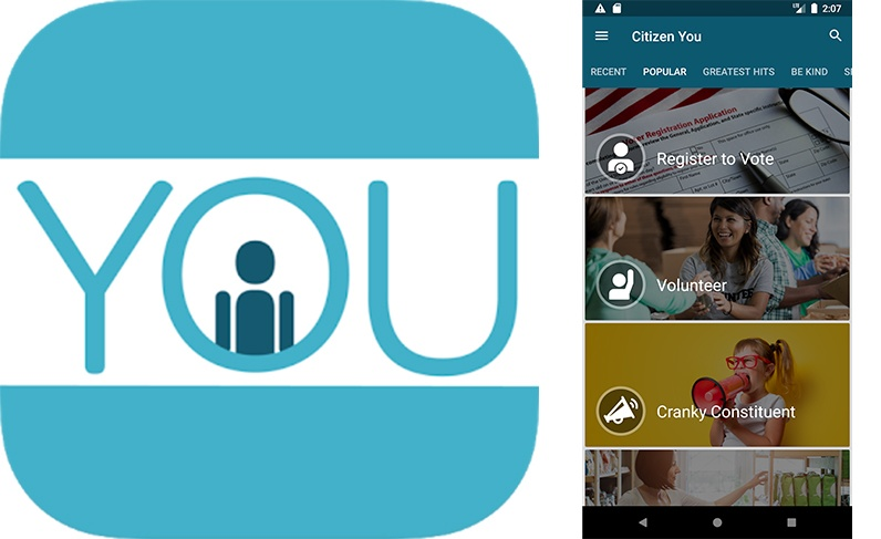 Download the Citizen You App
