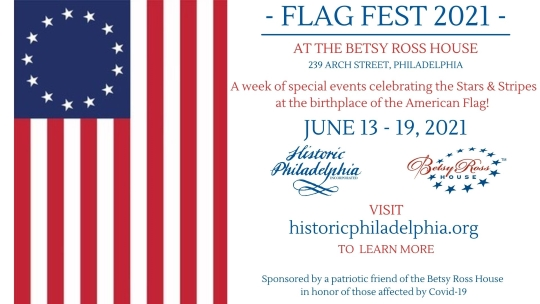 Attend Naturalization Ceremony, Meet Betsy Ross and See a Flag Made of M&Ms at Flag Fest