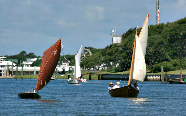 The Great 4th Sailboat Race