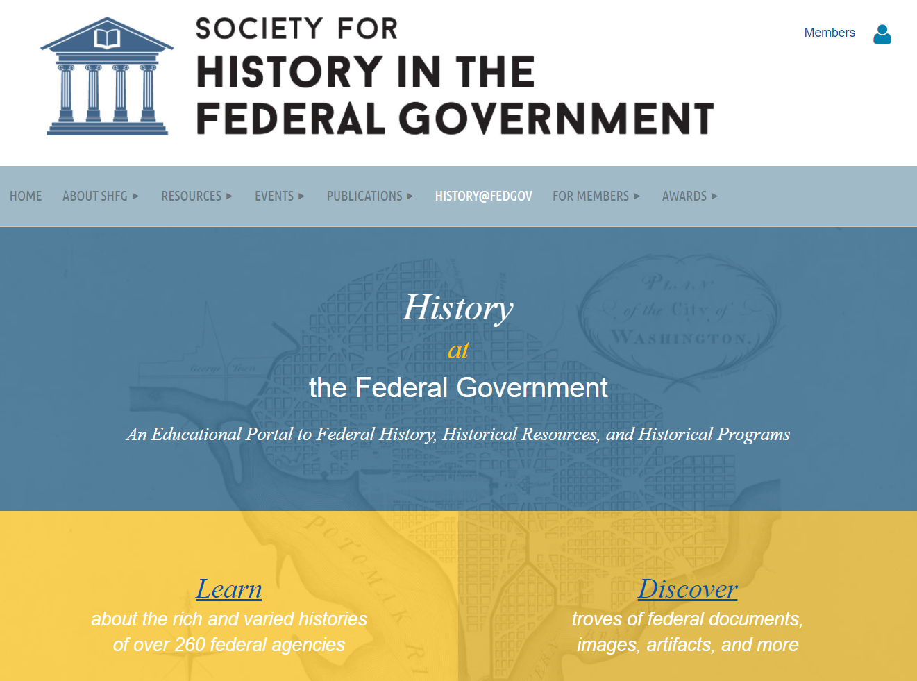 Learn History Through a Federal Perspective