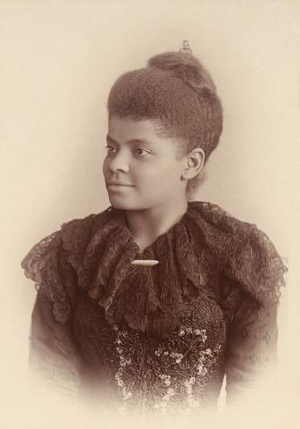 In Her Footsteps: Ida B. Wells