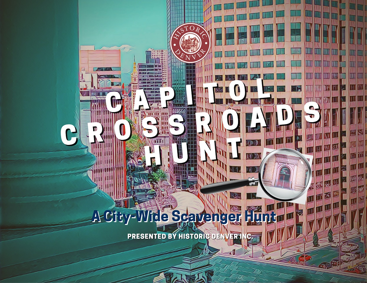 Capitol Crossroads Scavenger Hunt
