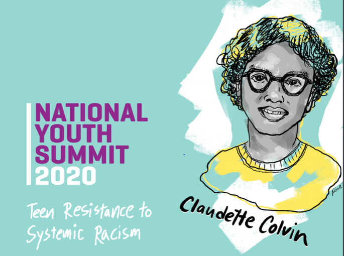 Watch the National Youth Summit on Teen Resistance to Systemic Racism