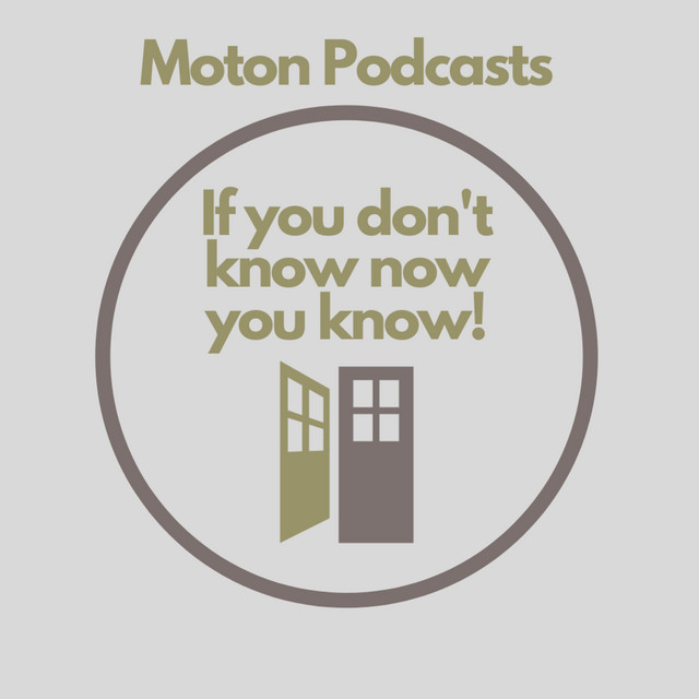 """Listen to """"If You Don't Know Now You Know,"""" Podcast"""