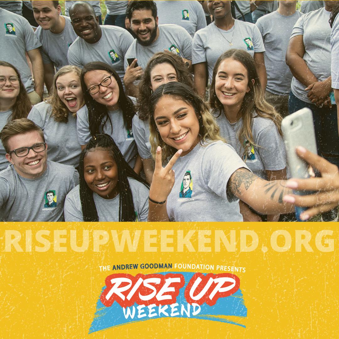 Rise Up Weekend: National Civic Leadership Training Summit