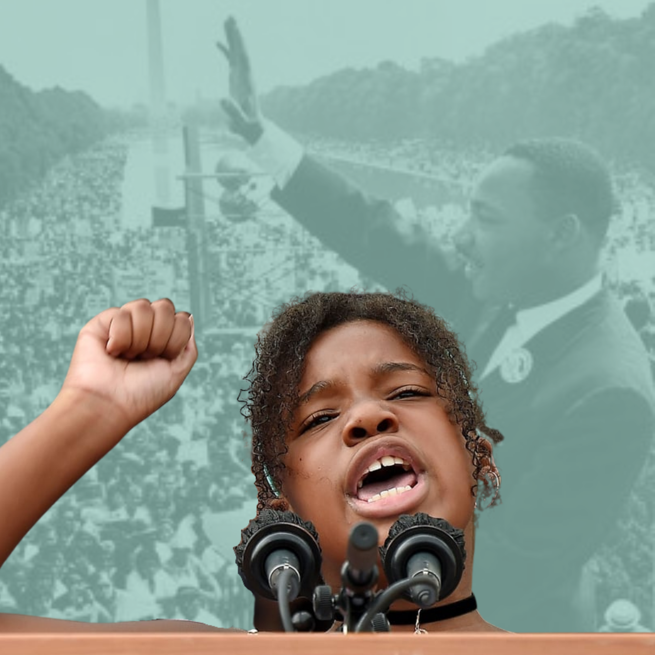 Four Inspiring Young Black Women Who Are Stepping Into Their Power
