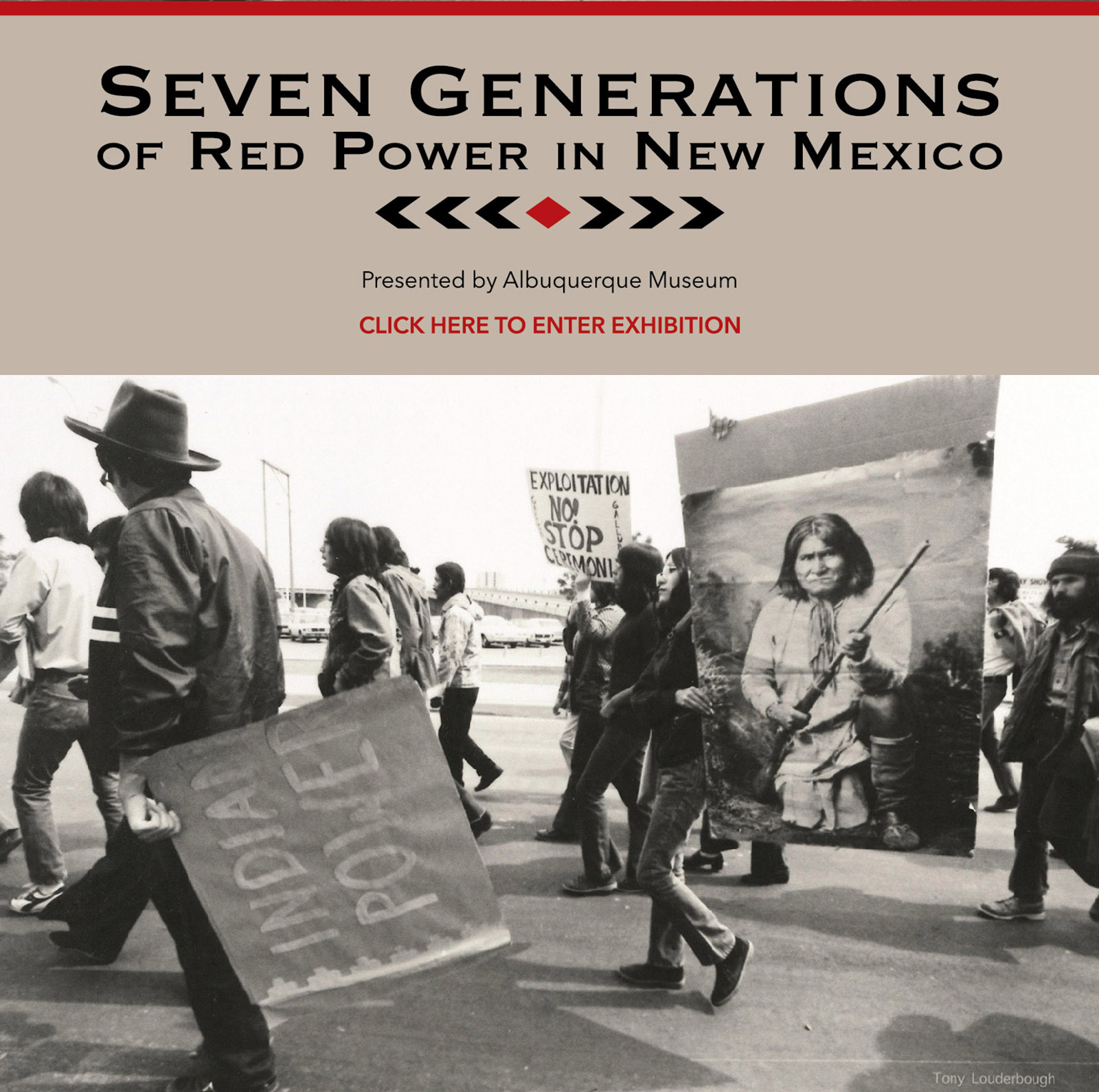 Seven Generations of Red Power in New Mexico