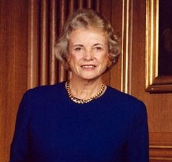 The Appointment of Sandra Day O'Connor