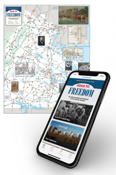 Download the Road to Freedom Mobile App