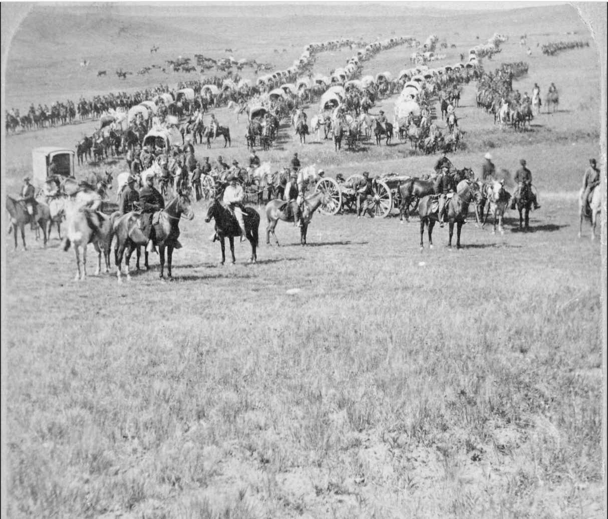 The Impact of Westward Expansion on Native American Communities