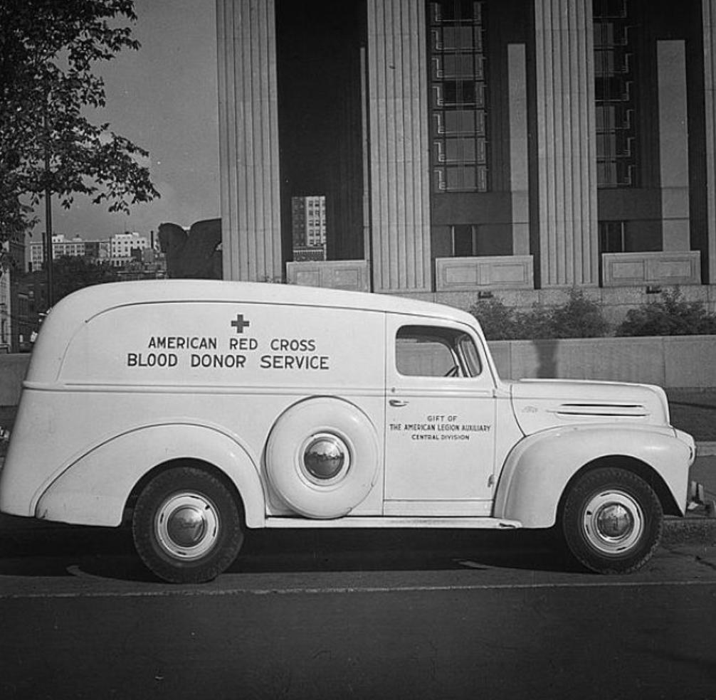 American Red Cross Blood Drive at Atlanta History Center