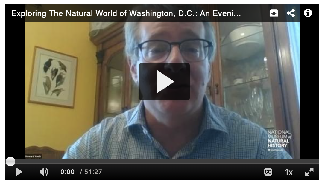 Exploring The Natural World of Washington, D.C. – And Biodiversity Near You