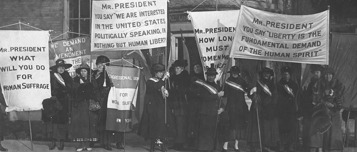 Suffrage in the South: 100 Years Later